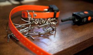 stroomband prikband verboden